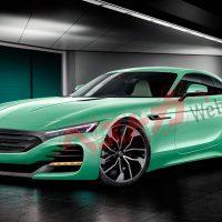 Nissan Silvia 继承人将搭载1.5L 涡轮引擎+ePower 混动系统问世?