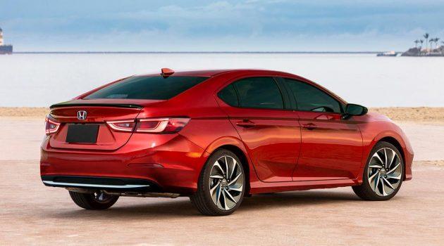 2022 Honda Civic 更多细节曝光,内装设计出炉!