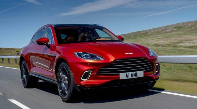 Aston Martin 交出股份,换取 Mercedes-Benz 混动与纯电技术!