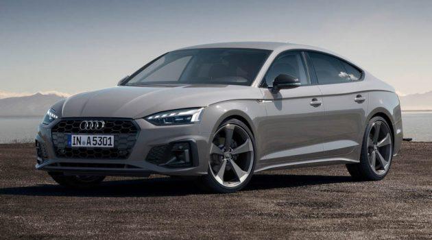 2020 Audi A5 Sportback 登陆大马,售价 RM350,900 起跳!