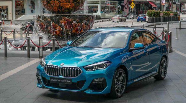 我国最值得入手的新车:BMW 218i Gran Coupe M Sport