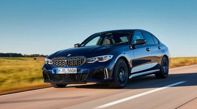 BMW M340i xDrive 确定即将登陆我国,拥有382Hp/500Nm!
