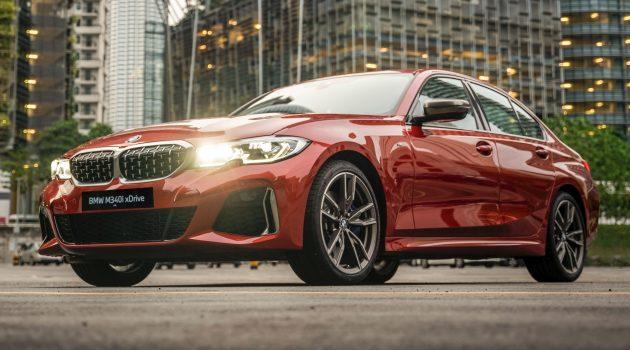 BMW M340i xDrive 大马发布,售价 RM402,354!