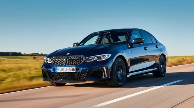 BMW M340i xDrive VS BMW M3,小 M 能否与 大 M 较劲?