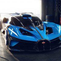 Bugatti Bolide 登场,拥有1,825Hp/1,850Nm,极速可达500KM/H!