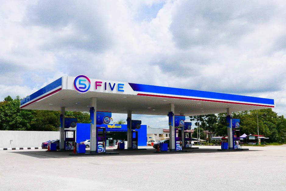 FIVE Petroluem