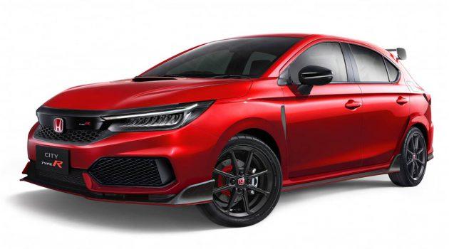 Honda City Hatchback ,日系小钢炮?