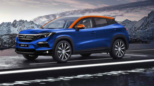 Honda 或推出全新 SUV 对抗 Toyota Corolla Cross!