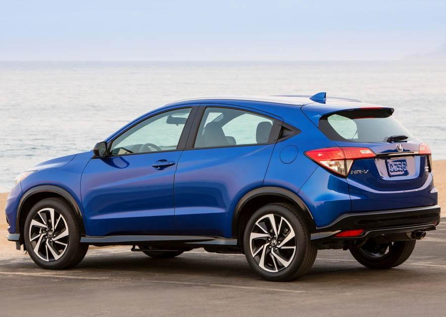 Honda SUV 2022