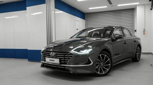 2020 Hyundai Sonata 大马发布,首50辆售价 RM189,888!