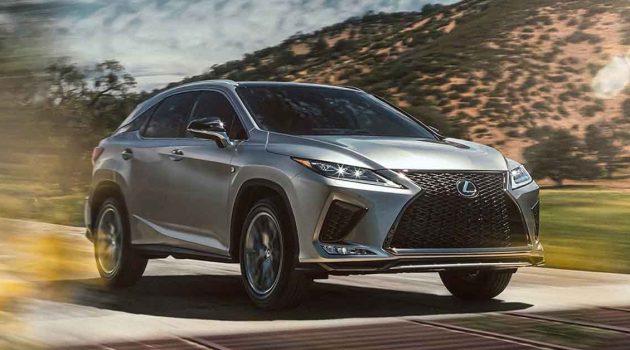 Lexus RX 大改款车型将有306 PS的马力输出