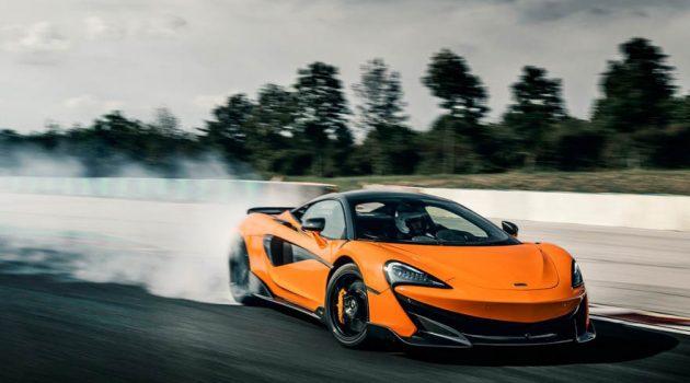 McLaren 新世代超跑即将登场,搭载全新 V6 混动引擎,马力600Hp!