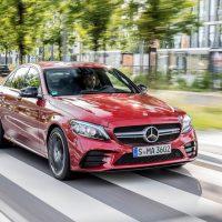 Mercedes-AMG C53 现身,或搭载2.0L 涡轮引擎,拥有416Hp/500Nm!
