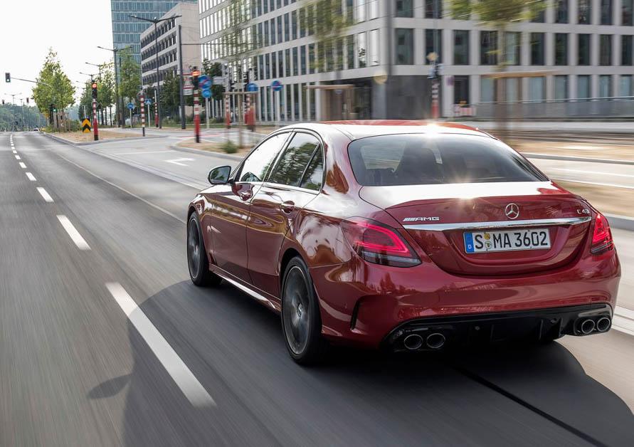 Mercedes-AMG C53