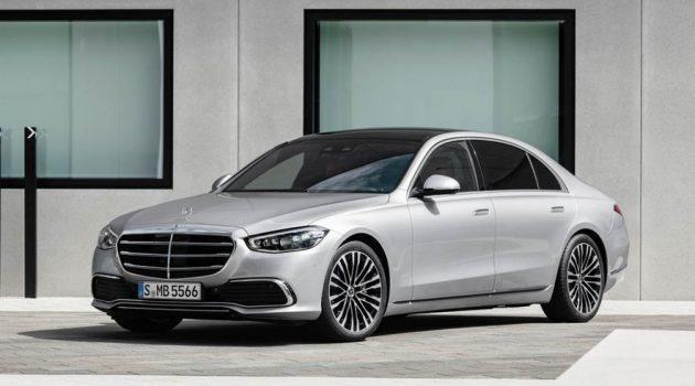 Mercedes-Benz 发布全新 EVA 纯电平台,EQS 纯电豪华房车明年登场!