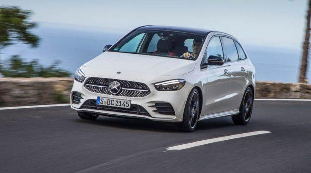 我国被遗忘的新车:Mercedes-Benz B200