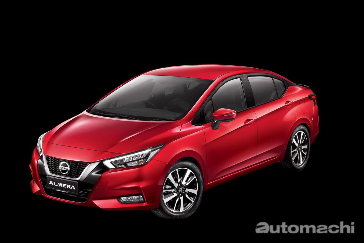 Nissan Almera Turbo 推出个性化选配套件