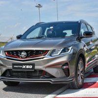 Proton X50 正式发布,售价 RM79,200 起跳!