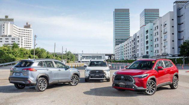 Toyota Corolla Cross 获得 Asean NCAP 五星最高评价!