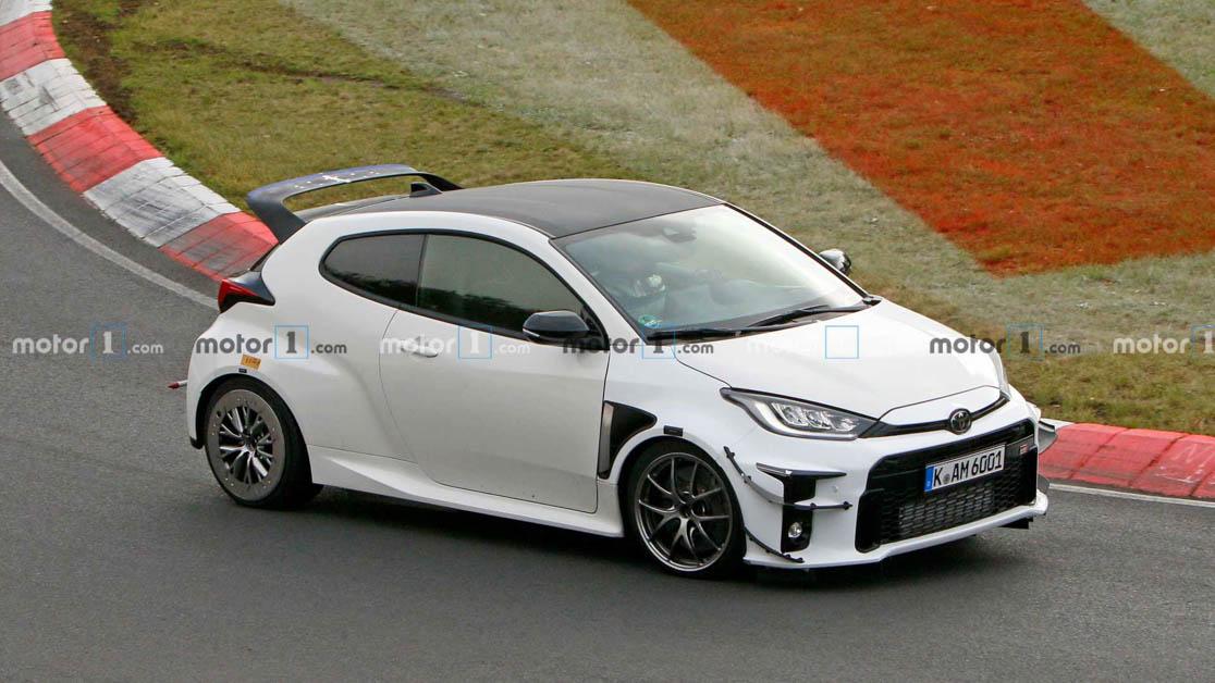 Toyota GR Yaris GRMN