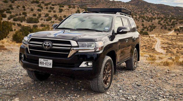 Toyota Land Cruiser 或拥有 GR 性能车型,搭载4.0L V8 双涡轮引擎!