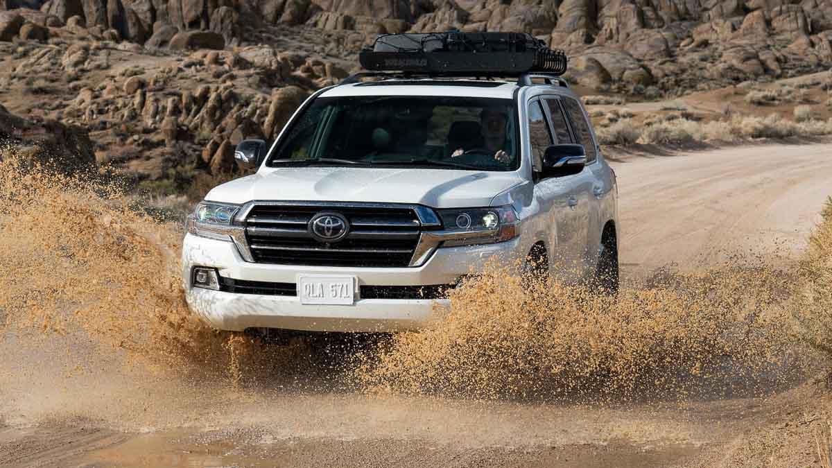 Toyota Land Cruiser 或将在2021年停产