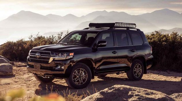 Toyota Land Cruiser 或将在2021年停产