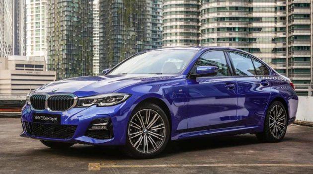 BMW 330e M Sport G20 正式发布,我国开价 RM264,613!