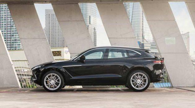 2020 Aston Martin DBX 马来西亚发布,售价 RM818,000 起跳!