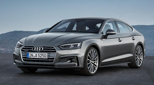 Euromobil 优惠,购买 Audi 新车1年免缴贷款!