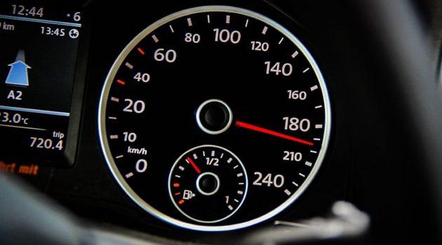 High Speed Kills! 开车应该开多快?