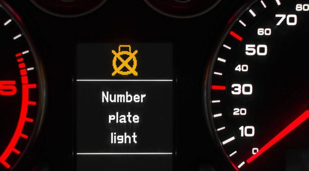 Light Bulb 故障提示,新车应该要有的功能!