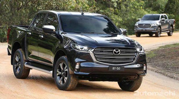 2021 Mazda BT-50 澳洲 ANCAP 碰撞测试获5星成绩!
