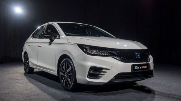 我国值得入手的新车:2020 Honda City 1.5L (V)