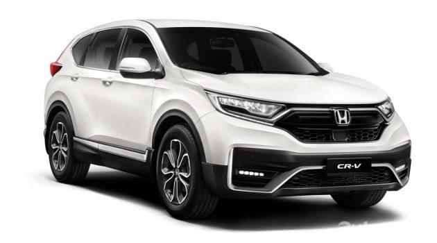 2020 Honda CR-V 价格公布,售价由 RM139,912 起跳!