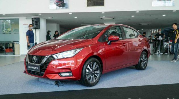2020 Nissan Almera Turbo 售价公布,由 RM79,906 起跳!