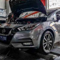 2020 Nissan Almera Turbo 上马力机过后马力剩多少?