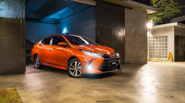 2020 Toyota Vios 正式公开预定,预售价 RM75,701 起跳!