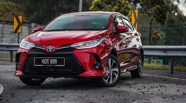 2020 Toyota Yaris 正式公开预定,官方预售价 RM71,688 起跳!