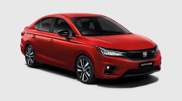 2020 Honda City 接获9,000张订单,已交付超过2,400辆新车!