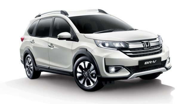 2020 Honda BR-V 的5大卖点!