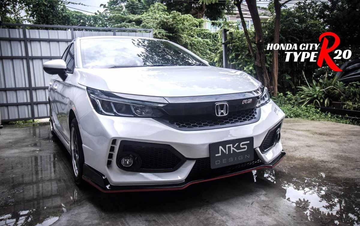 2020 Honda City FK8