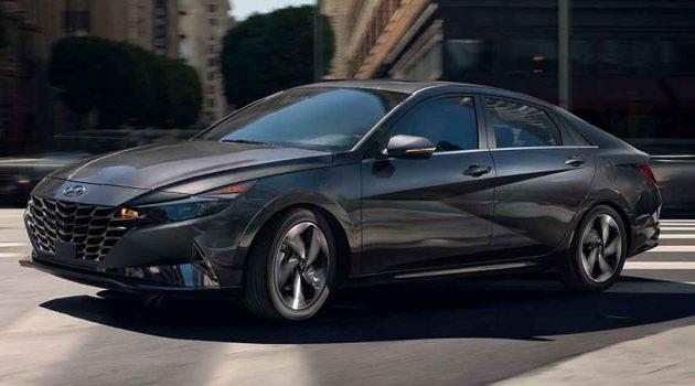 Hyundai Elantra 大马版将采用全新的 CVT 变速箱以及1.6L引擎!