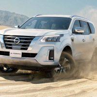 2021 Nissan X-Terra 发布,全新的7人座大型 SUV !