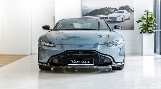 Aston Martin Vantage Dark Knight Edition 大马发布,我國又一特別版本!