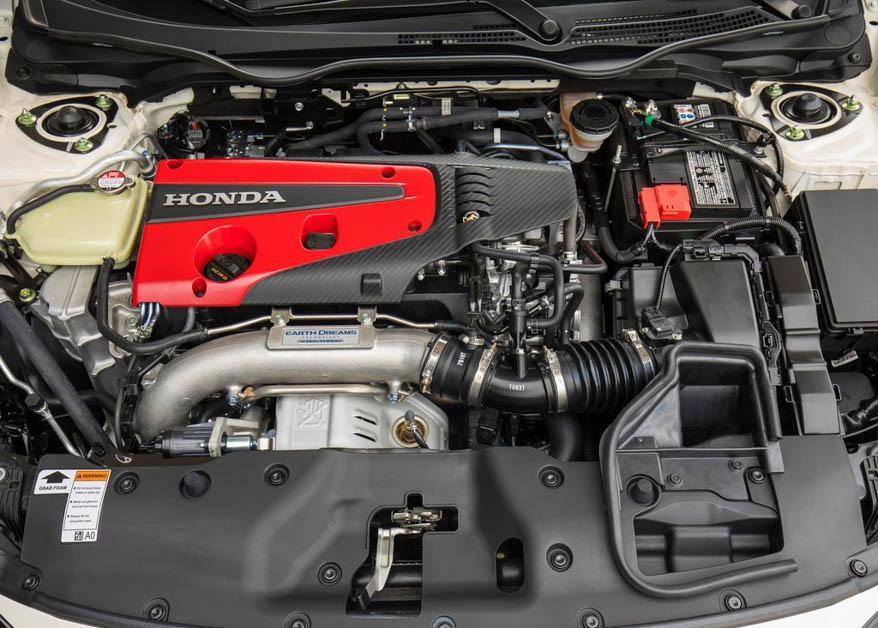 Honda Civic Type R FK2