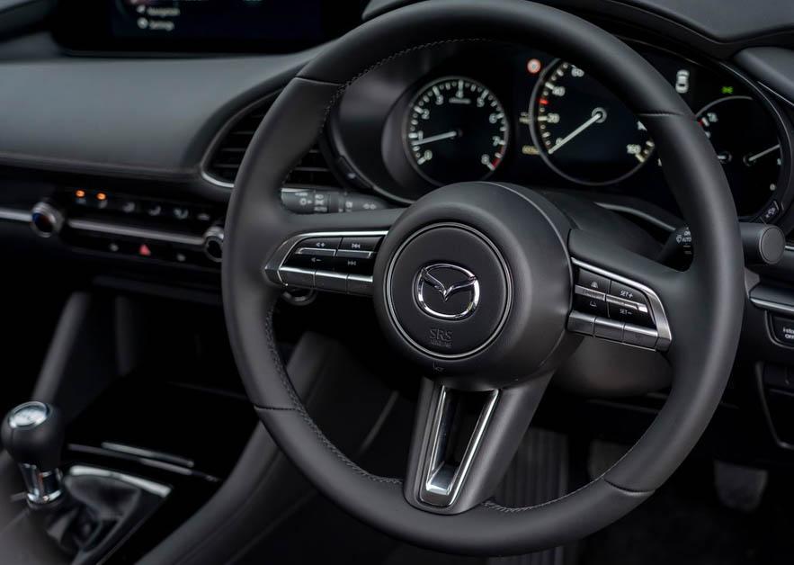 Mazda 3 Facelift