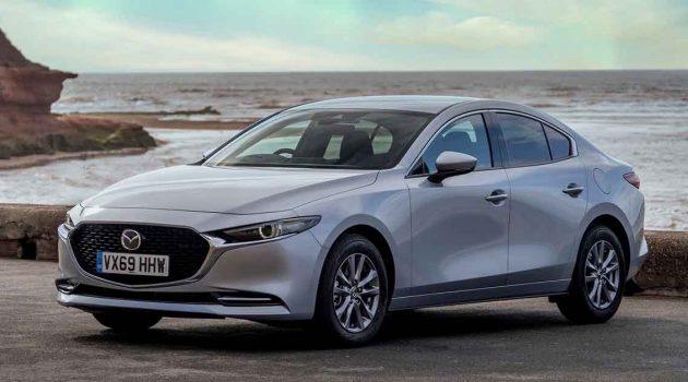 Mazda 2020上半财年亏损20.7亿马币