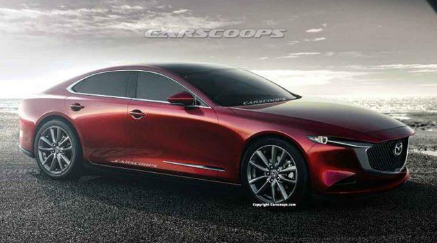 Mazda 确定将会有六缸后驱引擎!