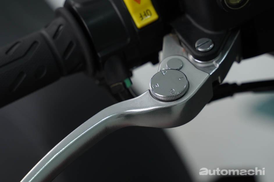 Modenas Elegan 250 ABS